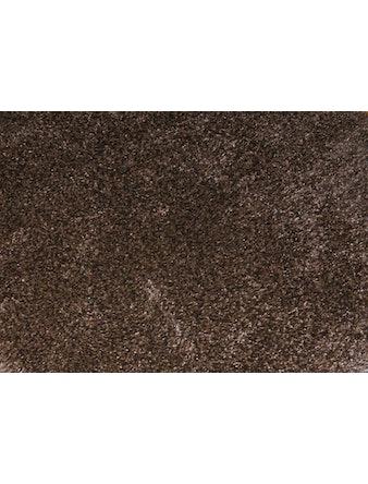 Ковер Шегги SH58, темно-кофейный, 0,8 х 1,5 м