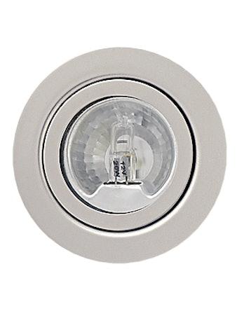 Светильник мебельный De Fran FT9216, цвет титановый с лампой, 20 Вт