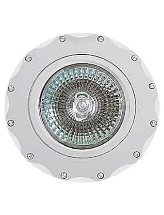 Светильник встраиваемый De Fran FT9942 MR16, цвет алюминий