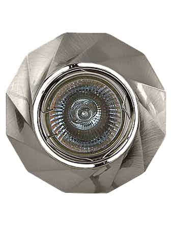 Светильник встраиваемый De Fran FT 331 SN MR16, сатин/никель