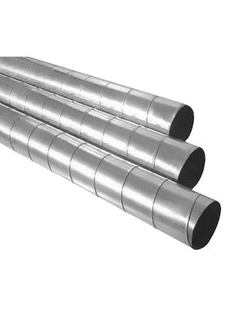 Воздуховод спирально-навивной 100 мм 1,5 м