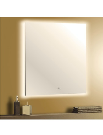 Spegel Selfi LED 90x70cm