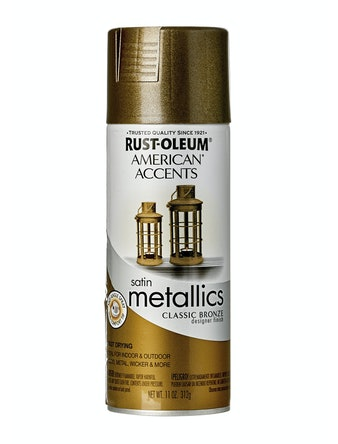 Краска с эффектом состаренного метала Rust-Oleum, бронзовая, 312 г