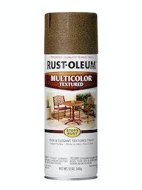 Эмаль аэрозольная текстурная Rust-Oleum, осенне-коричневая, 340 г