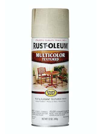 Эмаль аэрозольная текстурная Rust-Oleum, цвет карибский песок, 340 г