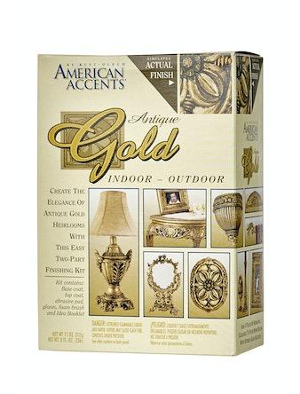 Краска Античное золото 7981955 RUST-OL