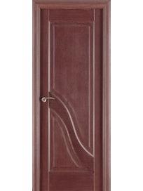 Полотно дверное Ирида глухое, венге, 800 х 2000 мм