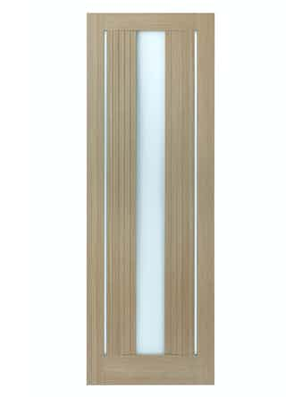 Дверное полотно Uberture Light 2195 ДО-80, цвет фисташковый, 800 х 37 х 2000 мм