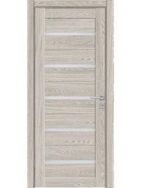 Дверное полотно Triadoors 502 ДО-80, капучино