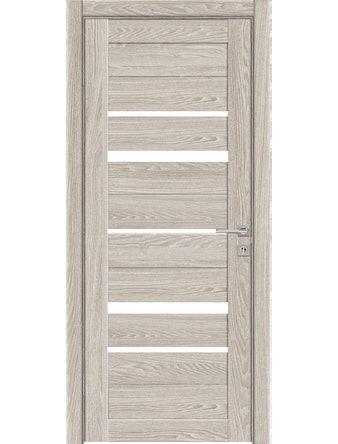 Дверное полотно Triadoors 582, 2000 х 900 х 37 мм, капучино