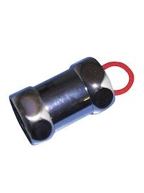 Соединение прямое для полотенцесушителя, 1' х 1', резьба внутренняя/внутренняя