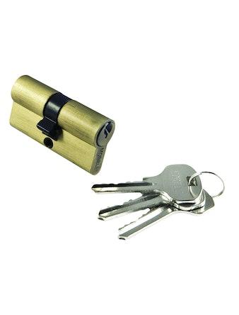 Цилиндр ключевой (60 мм.) 60C AB