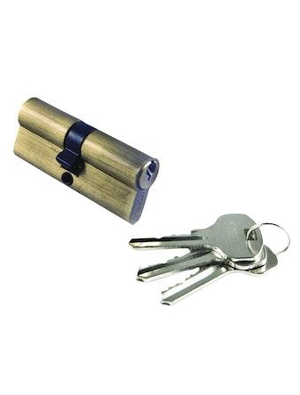 Цилиндр ключевой (70мм) 70C AB