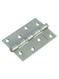 Петля стальная прямая MS100Х70Х2.5-4BB AB универсальная