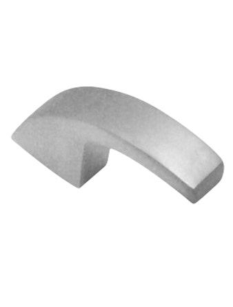 Ручка-кнопка RC102 SC.3 сатин-хром