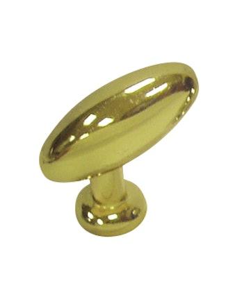 Ручка-кнопка RC003GP.4 (C0330) золото