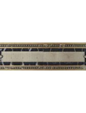 Бордюр настенный MEDISI-2 Marfil, 8 x 25 см