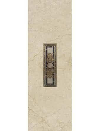 Декор настенный Medici Marfil, 25 x 75 см