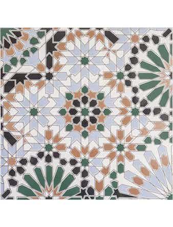 Напольная плитка Pav. Marrakech Decor, 33,6 х 33,6 см