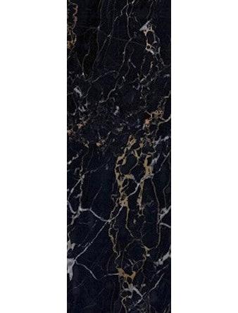Настенная плитка Portoro-R Negro, 25 х 75 см