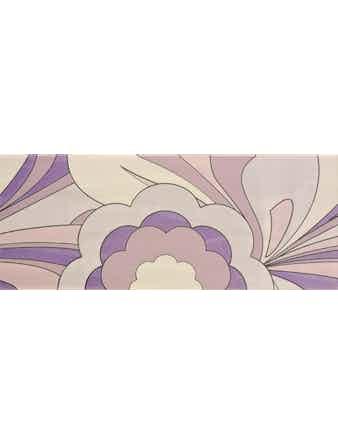 Настенный декор Dec. Cloe Violet, 20 х 50 см