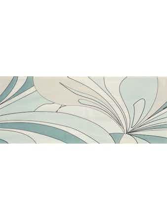 Настенный декор Dec. Cloe 2 Aqua, 20 х 50 см