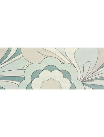 Настенный декор Dec. Cloe Aqua, 20 х 50 см