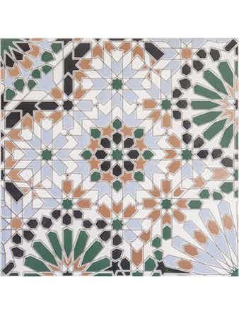 Плитка Pav Marrakech Decor, 40,2 х 40,2 см
