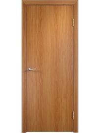 Дверное полотно Verda ПГ 600, миланский орех, 600 х 2000 мм