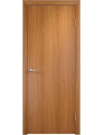 Дверное полотно Verda ПГ 800, миланский орех, 800 х 2000 мм