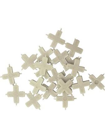 Крестики для кафеля 1,5 мм, 100 шт.