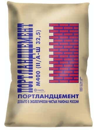 Цемент М-400 Д20, 45 кг