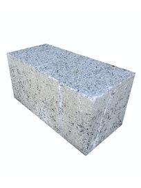 Блок фундаментный ФБС, полнотелый, 390 х 190 х 188 мм