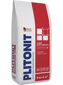 Клей для плитки PLITONIT В+, 5 кг