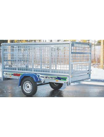 Lövkorg Juncar Till 1250Xl/Xi Släpvagn H900mm