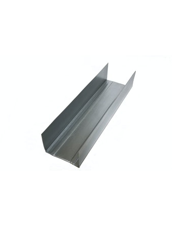 Профиль направляющий 50x40 3м 0,6мм