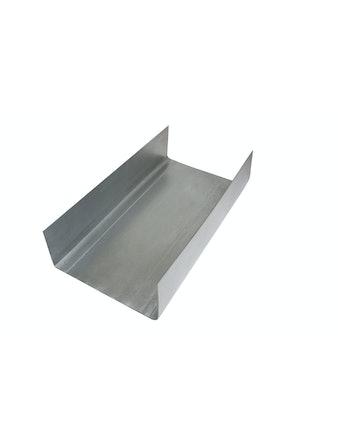 Профиль направляющий 75x40 3м 0,6мм