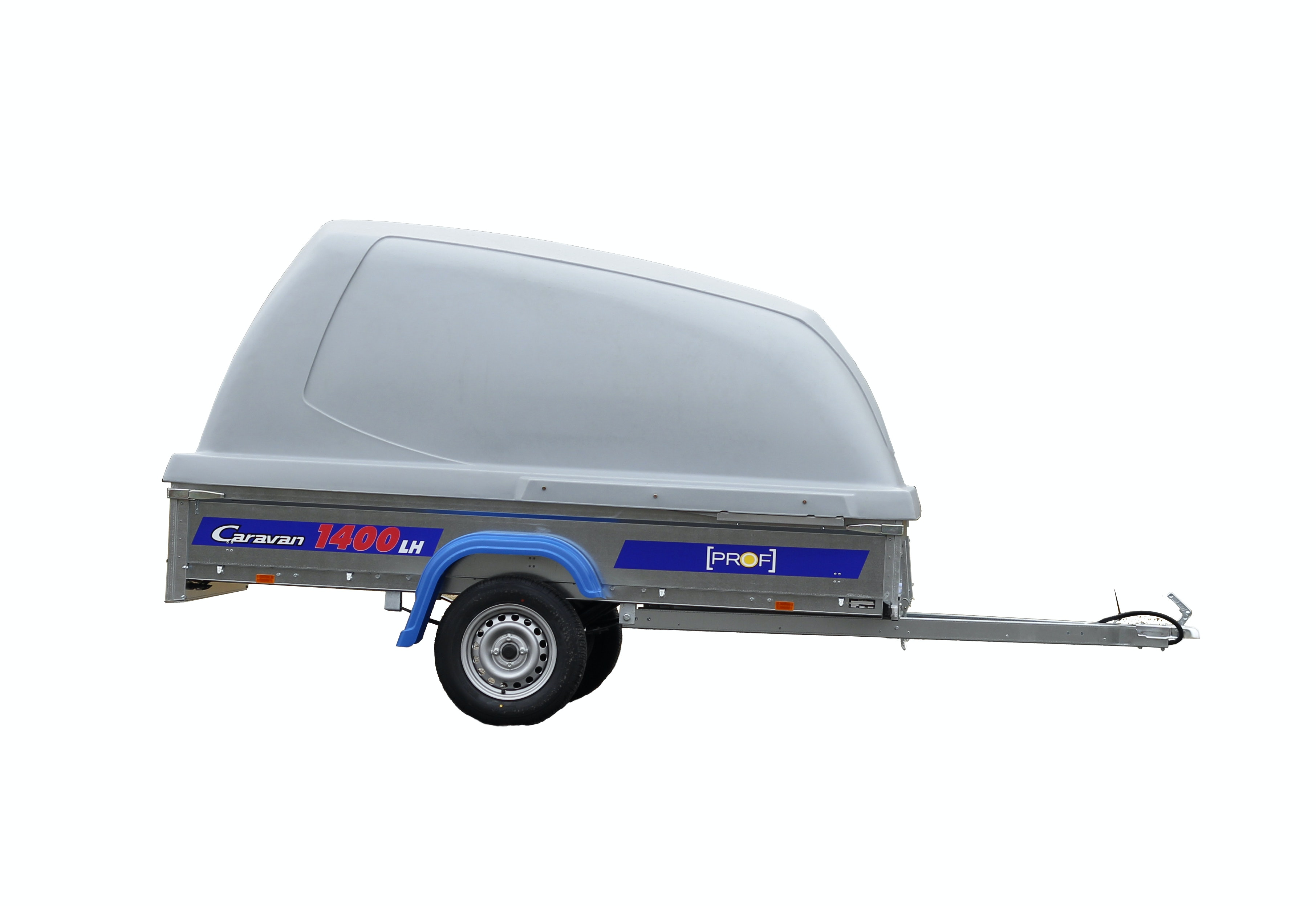 Släpvagn 1400LH Kåpa Medföljer