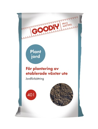 Plantjord Goodiy 40 L