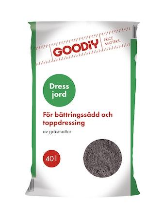 Gräsmattedress Goodiy 40 L
