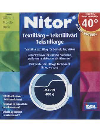 Textilfärg Nitor Marin 07