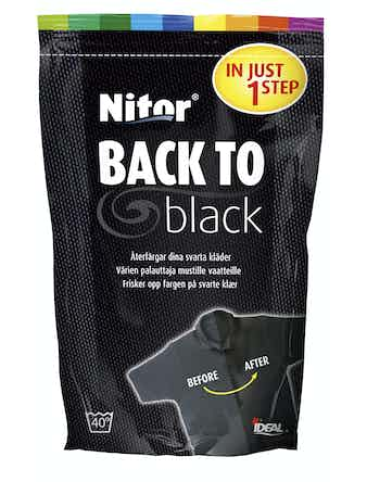 Back To Black Nitor