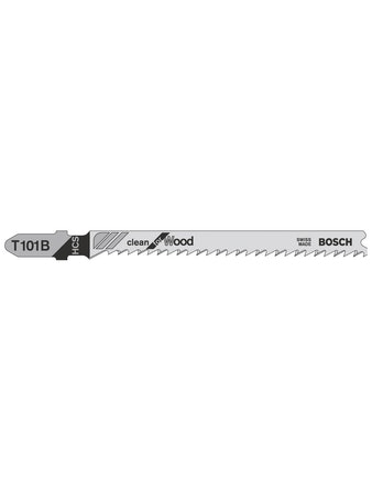Sticksågbladset Bosch T101B 3-Pack