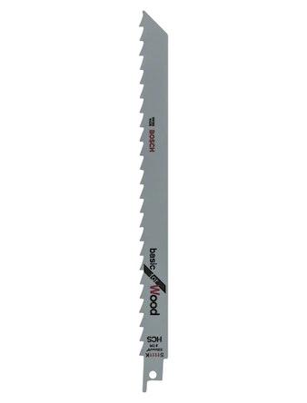 Пилки сабельные Bosch S1111K, 2 шт.