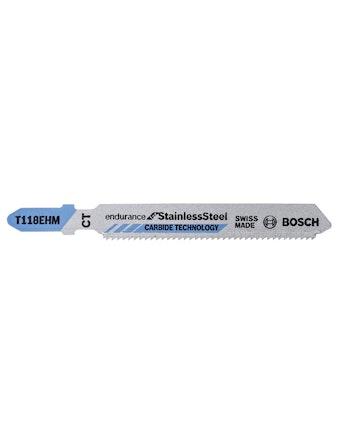 Sticksågbladset Bosch T118EHM 3-Pack