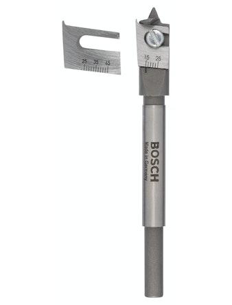 Centrumborr Bosch Ställbar 15-45mm