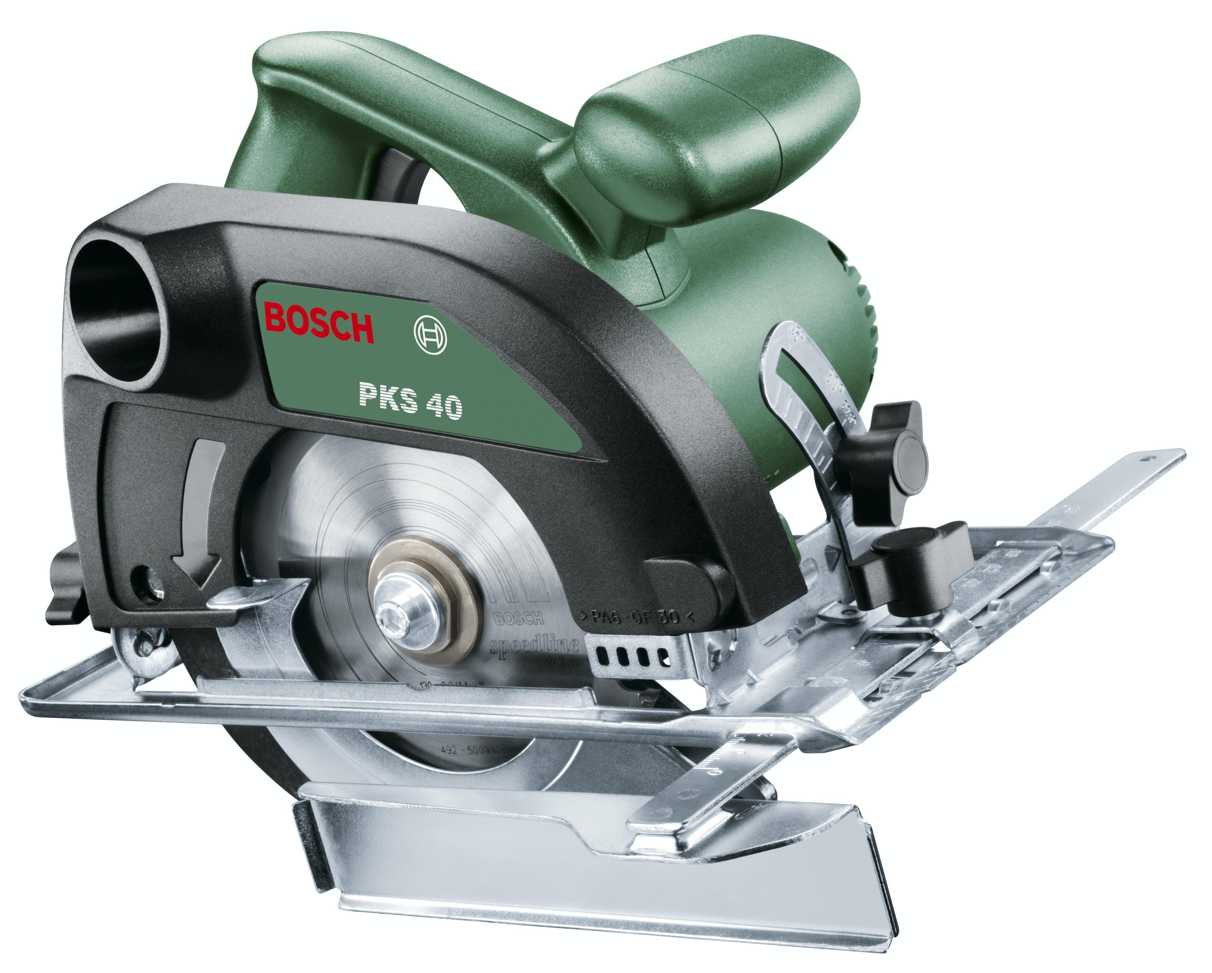 Cirkelsåg Bosch PKS40 600W