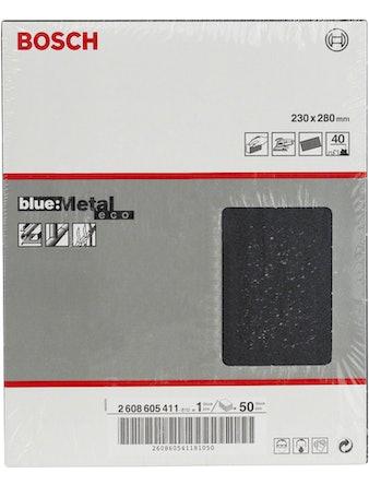 Шлифлист BOSCH д.метал.ручное Metal К40