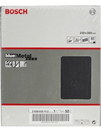 Шлифлист BOSCH д.метал.ручное Metal К60