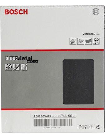 Шлифлист BOSCH д.метал.ручное Metal К120